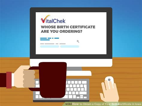 Iowa Dept Of Health Bureau Of Vital Records 4 Ways To Obtain A Copy Of Your Birth Certificate In Iowa