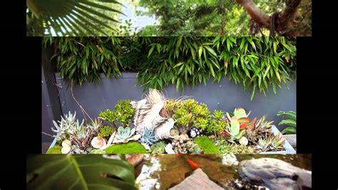 amazing small tropical garden