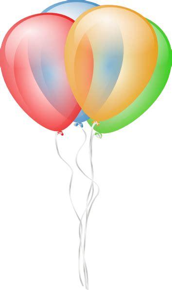 clipart palloncini balloons 2 clip at clker vector clip
