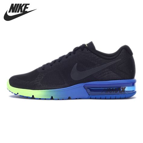 Jaket Nike Running 2016 Original original new arrival nike air max sequent s cushioning running shoes sneakers in running