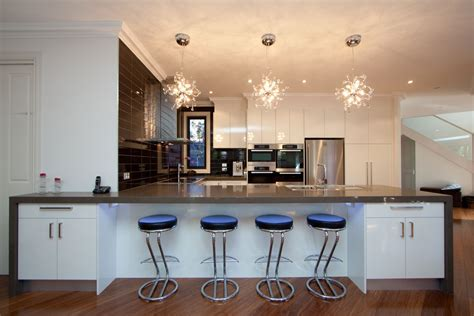 Lighting Over Kitchen Island by Beautiful Interiors Lighting Design For Love Of Fashion