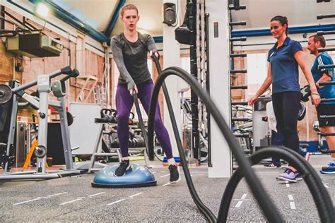 jubilee hall gym  boost   precor gym equipment