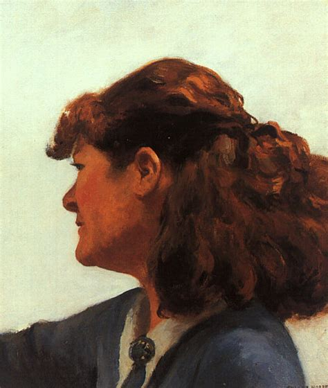 edward hopper portraits of jo painting 1936 edward hopper wikiart org