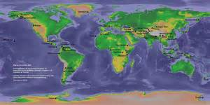 map of mountain maps world map mountains