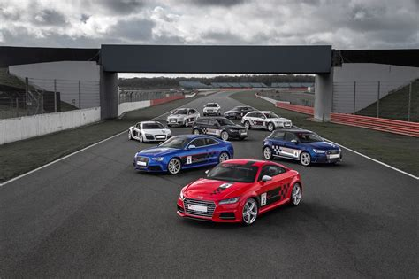Audi High Performance Driving Course by The Audi Driving Experience Is Meant To Push You And The