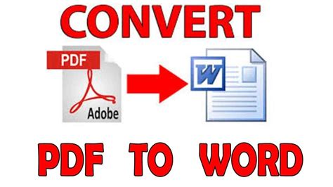 convert pdf to word how how to convert pdf to word document hindi youtube