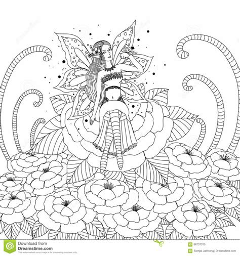 Forest Cottages Coloring Pages Adults Coloring Pages