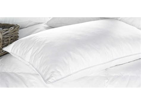 Comforta Dacron Pillow euroquilt dacron suprelle eco tencel medium pillows