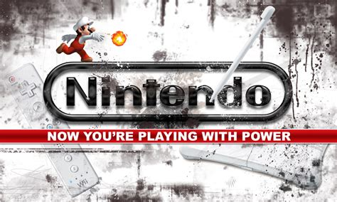 playing with power nintendo now you re playing with power by desidus on