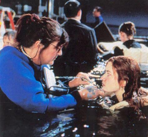film titanic behind the scenes behind the scenes titanic photo 8653835 fanpop