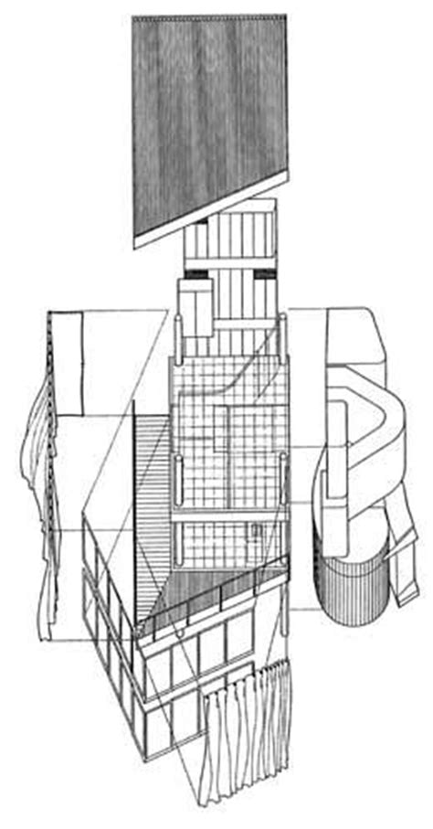curtain wall house plan pscx curtain wall plano curtain wall house openbuildings