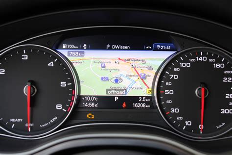 Audi A6 Navi Update by Mmi Navigation Med Mmi Touch A6 4g Cartrends Dk