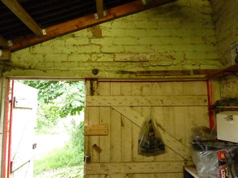 Replace Rotten Wooden Lintel Over Garage Door Garages Garage Door Lintel