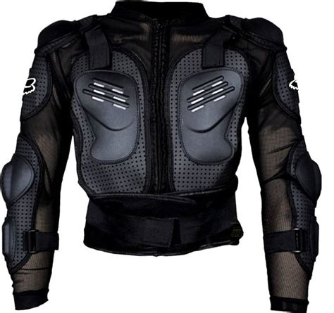 Jaket Armour Original 020 S M fox f2xl gear armor for bike black size l protective jacket price in