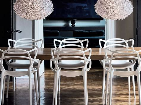 Kartell Masters Chair By Philippe Starck Eugeni Quitllet Kartell Dining Chair