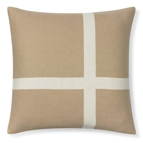 Equestrian Pillows by Equestrian Pillow Cover Sand Williams Sonoma