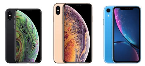 iphone xs vs iphone xs max vs iphone xr which one should you buy