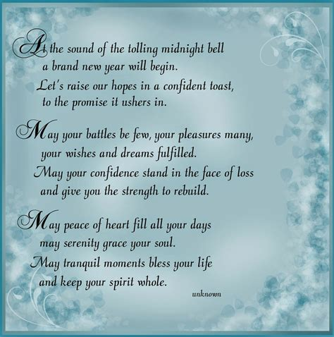 new year 2015 blessing words a sprinkle of this and that happy new year