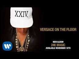 download lagu versace on the floor lirik lagu bruno mars versace on the floor dan