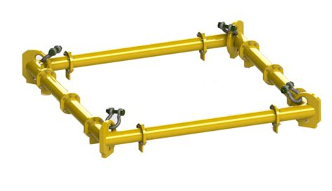 design lifting frame modulift spreader beam lifting beams for lifting