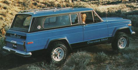 1977 Jeep Cherokee Chief Auto Express