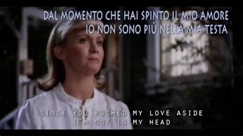 testo grease hopelessly devoted to you lyrics testo traduzione italiano