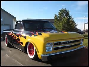 1967 custom chevrolet box truck custom cars