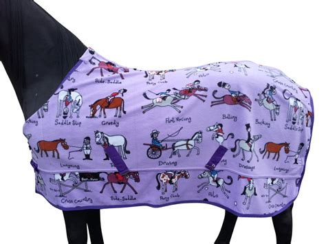 Pony Rug by Cob Pony Cooler Stable Show Neck Travel