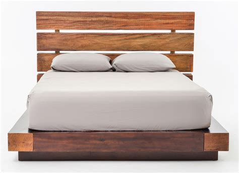 reclaimed wood king bed iggy reclaimed wood king bed by four hands wolf and