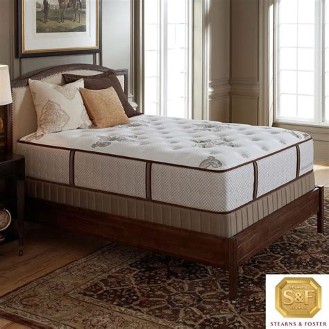 Stearns And Foster King Size Mattress by Stearns And Foster Estate Firm Tight Top King Size
