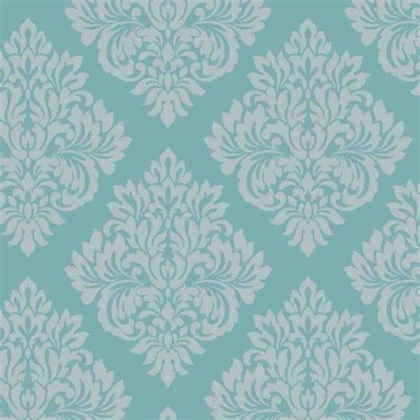 teal and black wallpaper uk decorline sparkle damask wallpaper teal silver dl40203