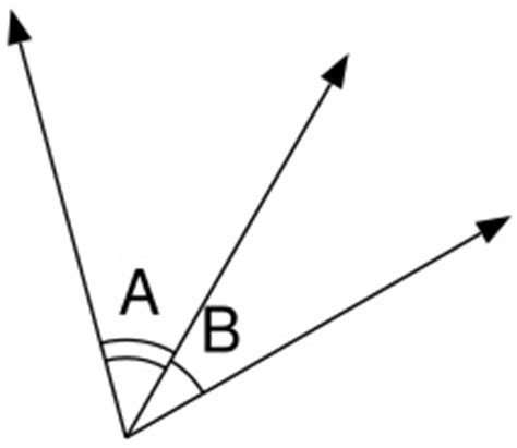 Adjacent Interior Angles by Adjacent Angles Angle Of A Triangle