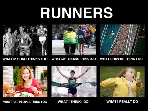 Runner Meme - runners meme made me laugh pinterest runners nice