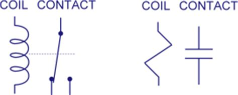 symbol for relay coil schematic symbol for coil schematic free engine image for user manual