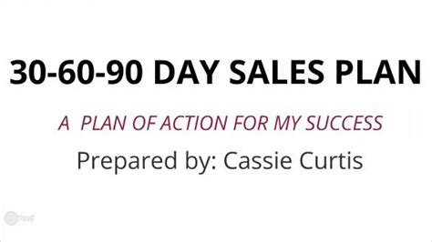 30 60 90 Day Plan Template Download Free Premium Templates Forms Sles For Jpeg Png 90 Day Sales Plan Template
