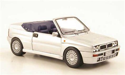 New Premium Diecast Lancia Delta Integrale Hf Miniatur Mobil Klasik lancia delta hf integrale convertible gray 1992 premium x