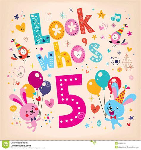Happy 5th Birthday Wishes Awosme 5th Birthday Wishes 2016 Birthday Wishes Zone