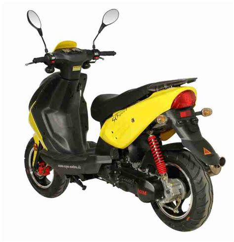 Motorradtyp Roller by Fighter 50 Mofa Moped Roller 50ccm Scooter 45 Bestes