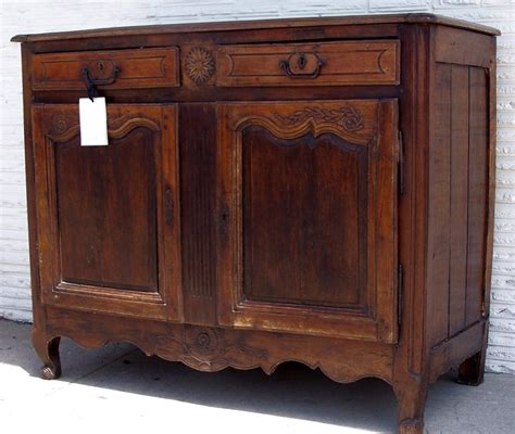 French Provincial Two Door Buffet From Blacktulip On Ruby Lane Provincial Buffet