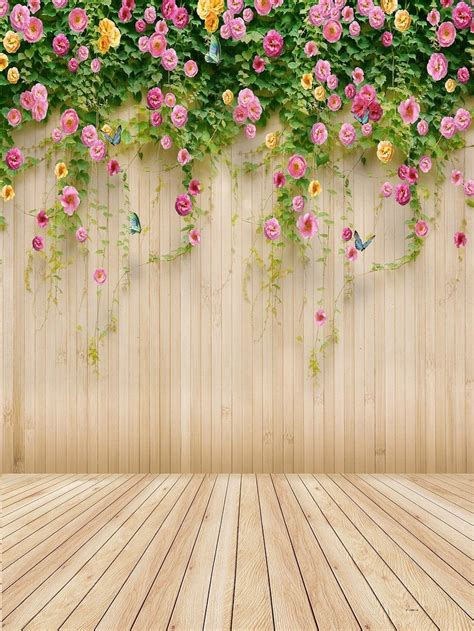 Wedding Backdrop Wallpaper by 6 5ft H X5ft W Wedding Photography Backdrops