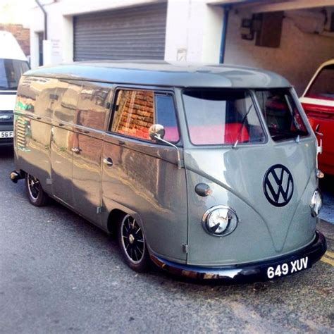 volkswagen minivan 1960 amazing and lovely 1960 splitscreen vw panel van for sale