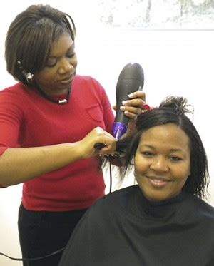 st louis hair stylists hair salon creve coeur js hair designs metro studio lends hand to dress for success midwest