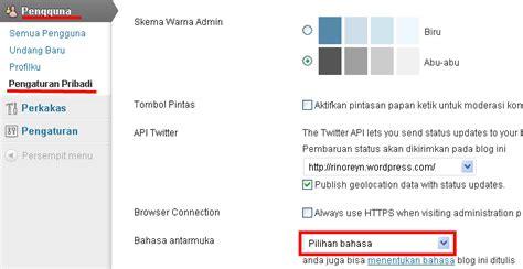 membuat wordpress bahasa indonesia cara mudah membuat menu dan submenu di wordpress rino