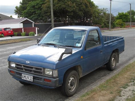 nissan datsun 1990 service manual how does cars work 1990 nissan datsun