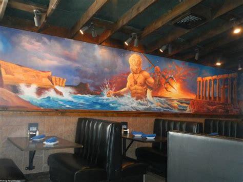 Opa New Mexico Search Poseidon Mural Picture Of My Big Restaurant Farmington Tripadvisor