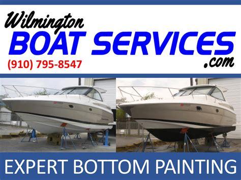 yachtfanatics boat bottom painting by wilmington boat - Boat Bottom Painting Wilmington Nc