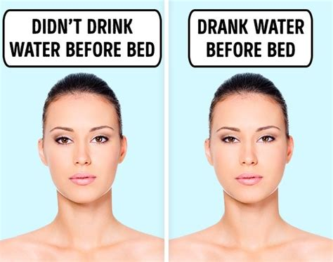 should i drink water before bed 7 situations while drinking water should be strictly avoided