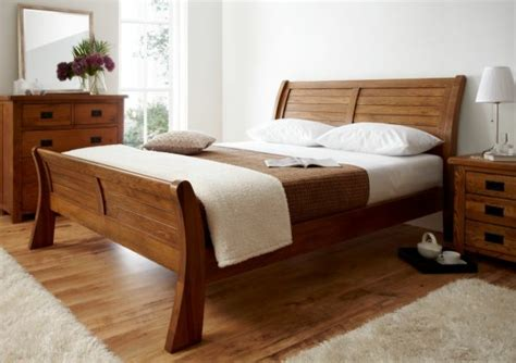 Einzelbetten Aus Holz by 50 Coole Betten Im Kolonialstil F 252 R Ein Gem 252 Tliches