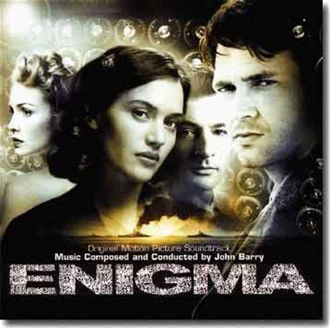 Enigma Film John Barry | the john barry resource enigma