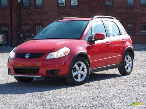 Suzuki Sx4 Colours 2008 Suzuki Sx4 Crossover Awd 19215232